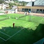 Moena. Nuovi campi da tennis
