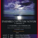 Pozza di Fassa. Requiem di John Rutter