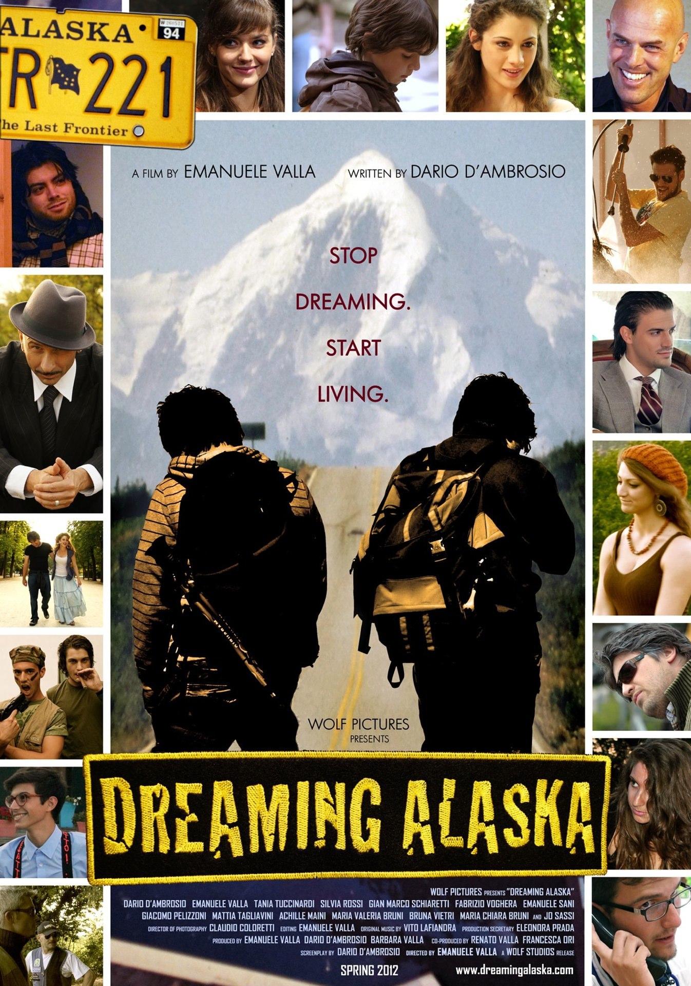 DreamingAlaskaLocandina_o