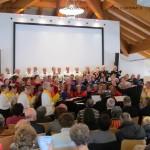concerto uted fiemme fassa primiero moena 15 aprile 2012 predazzo blog24
