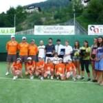 Andrea Agazzi vince il torneo Open di tennis a Moena
