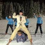Al via la stagione invernale con il Gangnam Style dei maestri di sci della Val di Fassa