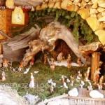 la grotta nel presepio del Tobia