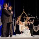 La traviata di Verdi al nuovo teatro Navalge di Moena