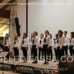 Concerto cori a Moena pentagramma 25.5.1318