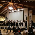 Concerto cori a Moena pentagramma 25.5.1320