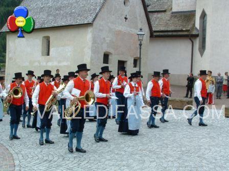 banda Moena Valle di Fassa