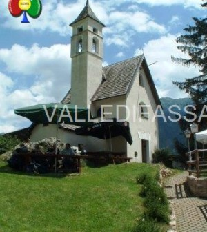 Chiesa Penia Moena