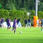 Fiorentina  – Team Trentino 9-0. Rossi e Ljajic sono i mattatori a Moena