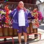 Peperoncino in dono alla Fiorentina nel ritiro di Moena