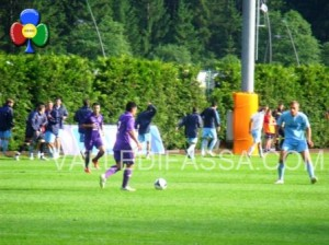 Pizarro in azione Moena