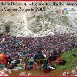 Fassa, assalto al Vajolet per l'«Alba delle Dolomiti» con Caposella e Psarantonis