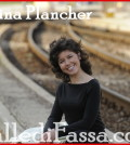 Cristina Plancher valle di fassa