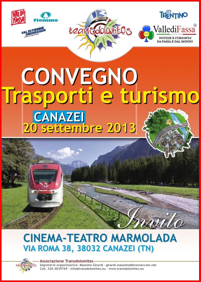 convegno trasporti e turismo fassa