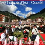 """Dolomiti in festa con la """"Gran Festa da d'Istà di Canazei"""