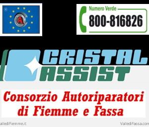 banner cristal assist fiemme fassa consorzio autoriparatori predazzoblog