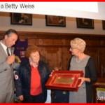 Rotary e Lions premiano la Croce Rossa di Vigo di Fassa