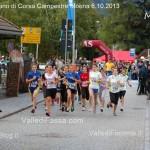 campionato valligiano di Corsa Campestre Moena fiemme 6.10.201314