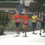 campionato valligiano di Corsa Campestre Moena fiemme 6.10.201322