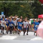campionato valligiano di Corsa Campestre Moena fiemme 6.10.20134