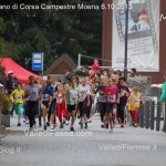 campionato valligiano di Corsa Campestre Moena fiemme 6.10.20136
