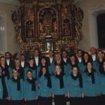 Concerto per i 20 anni della corale Canticum Novum di Moena