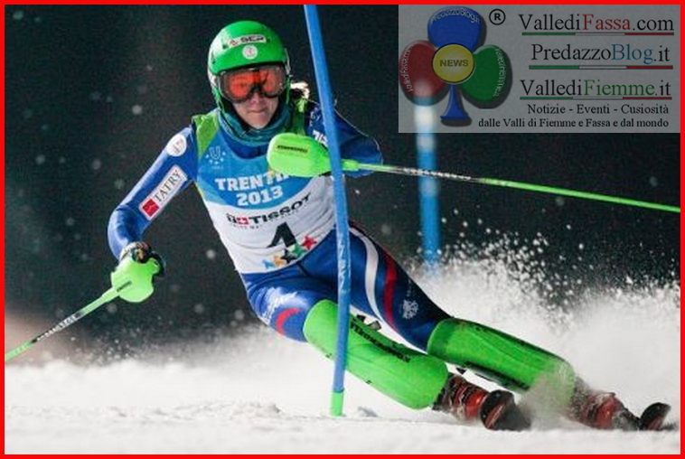 Ignjatovic slalom universiade fassa