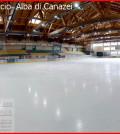 stadio del ghiaccio alba di canazei
