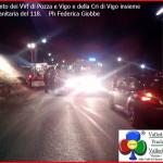 Incidente stradale nella notte a Pera di Fassa