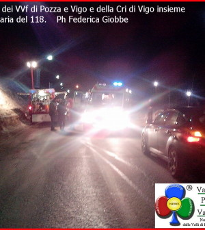 incidente a pera di fassa il 9.1.2013