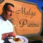 Lo chef stellato Paolo Donei di Moena ospite di Uno Mattina