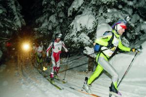Sellaronda Skimarathon - gara di sci alpinismo in notturna