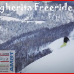 "Col Margherita Freeride Park nella web series ""Follow The White Van"""