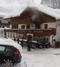 penia di canazei incendio appartamento 11.2.2014 valle di fassa2