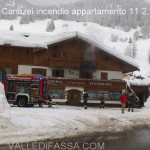 penia di canazei incendio appartamento 11.2.2014 valle di fassa6