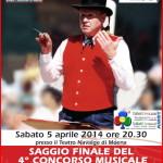 """Moena, saggio musicale del 4° concorso """"Paolo Chiocchetti"""""""
