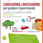 Carsharing e Bikesharing a Pozza di Fassa con Transdolomites