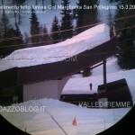 funivia col margherita san pellegrino cedimento tetto per neve valledifassa.com2