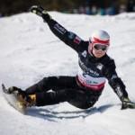 Mirko Felicetti, il miglior trentino in Coppa Europa di snowboard
