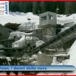 Valanga del Gran Vernel, si contano i danni nella cava Sevis
