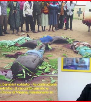 fratel elio croce ebola guerre mine aids bambini soldato intervista