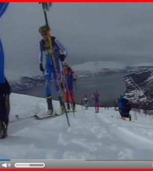 sci alpinismo olimpico
