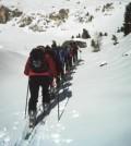 scialpinismo Moena
