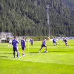 """Fiorentina: ancora """"buen retiro"""" a Moena"""