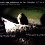 moena massi caduti sulla statale del san pellegrino vigili del fuoco moena2