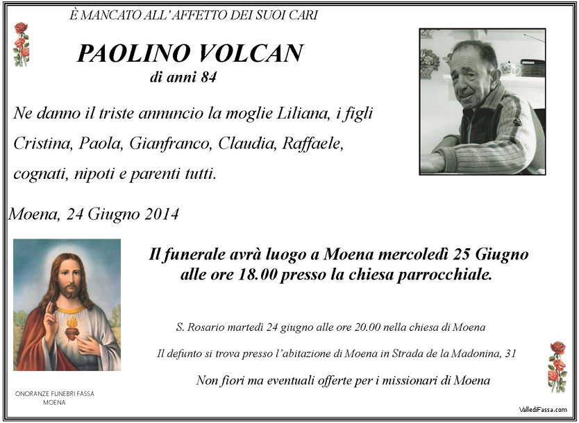 Paolino Volcan