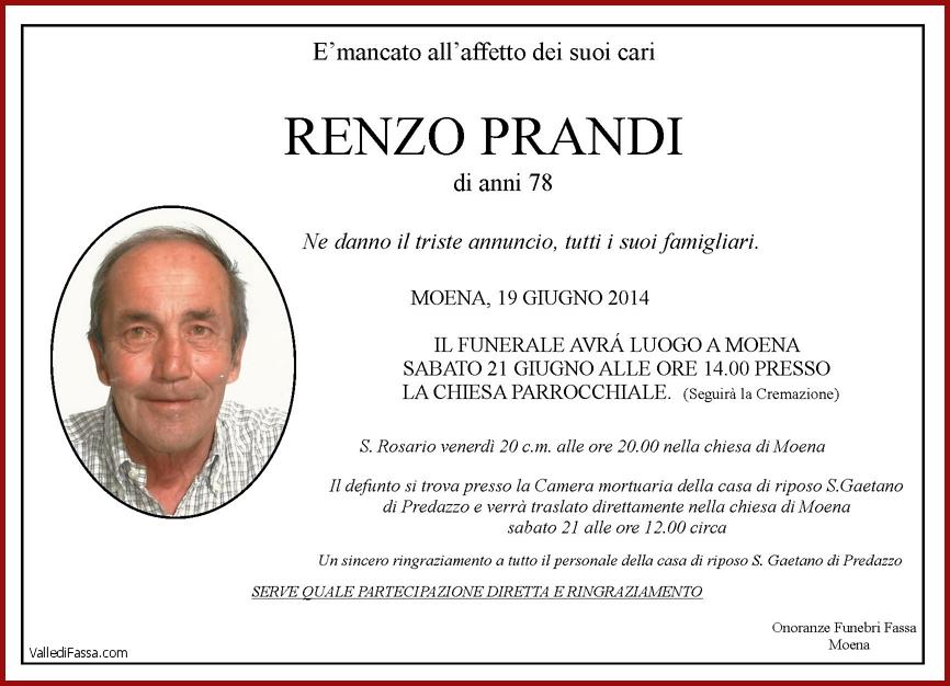 Renzo Prandi