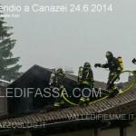 incendio mansarda a canazei valle di fassa1