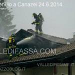 incendio mansarda a canazei valle di fassa3