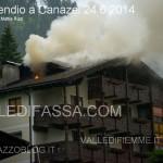 incendio mansarda a canazei valle di fassa4